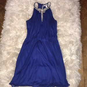 Homecoming dress size 7. Worn once.